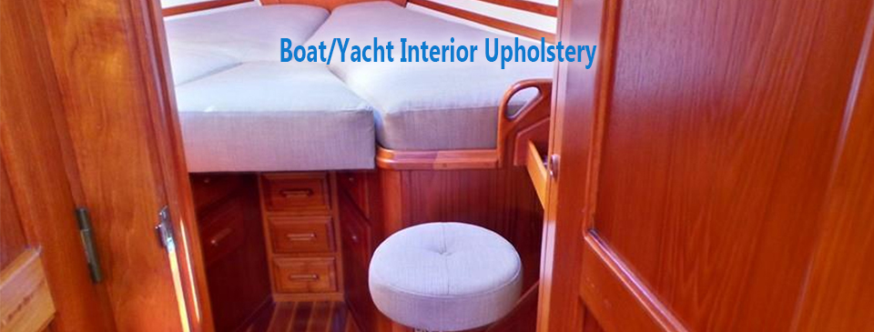 San Diego Boat Upholstery Boat Interiors2