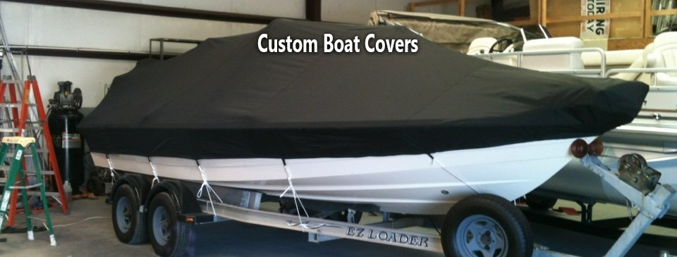 San Diego Boat Upholstery Custom Boat Covers